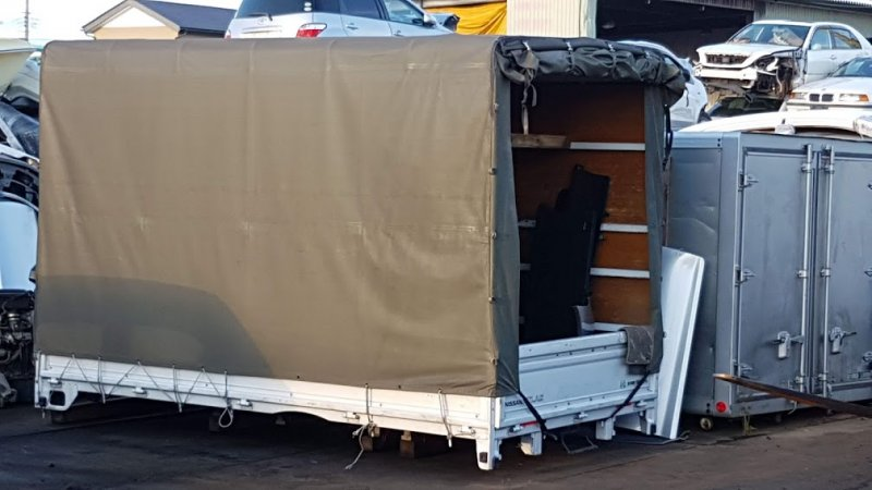 Кузов грузовой Nissan Atlas H41 FD42 задний (б/у)