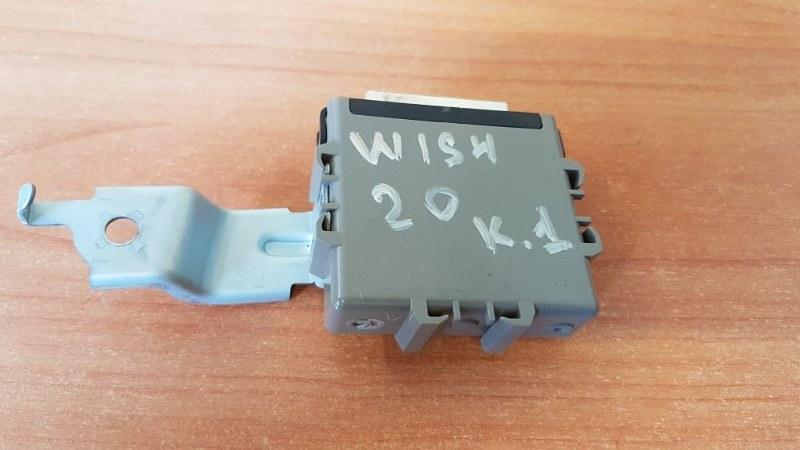 Блок управления Toyota Wish ZGE20 2ZR (б/у)