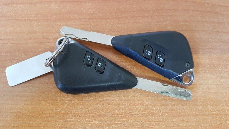 Ключ зажигания Subaru Legacy BR9 EJ20 (б/у)