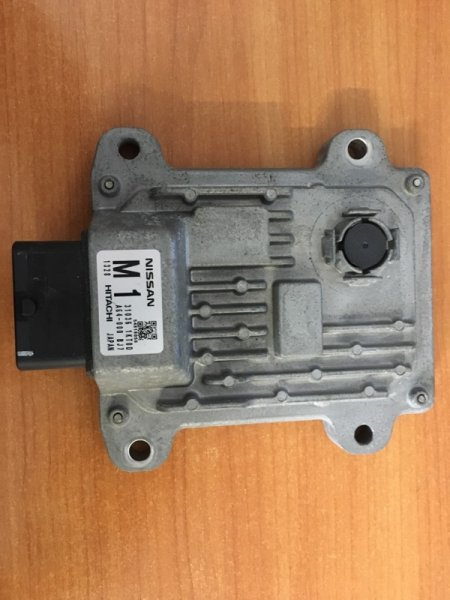 Блок переключения кпп Nissan Juke YF15 HR15 (б/у)