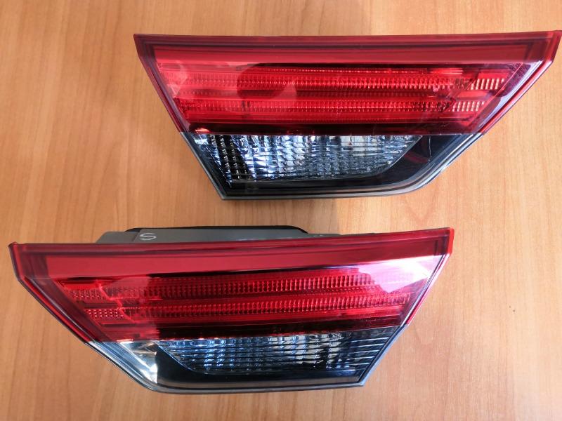 Стоп-сигнал Toyota Mark X GRX130 2GR правый (б/у)