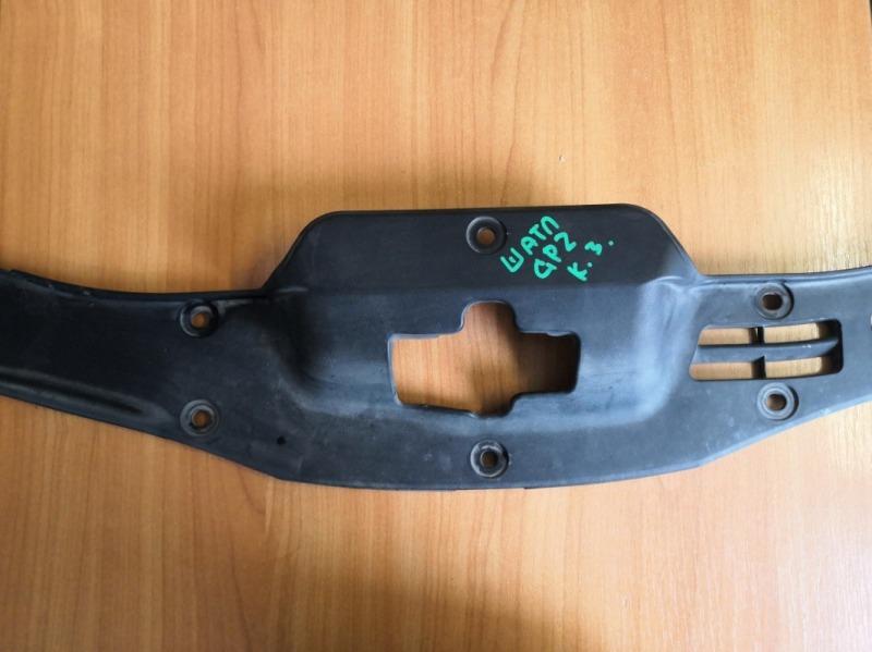 Защита радиатора Honda Fit Shuttle GP2 LDA (б/у)