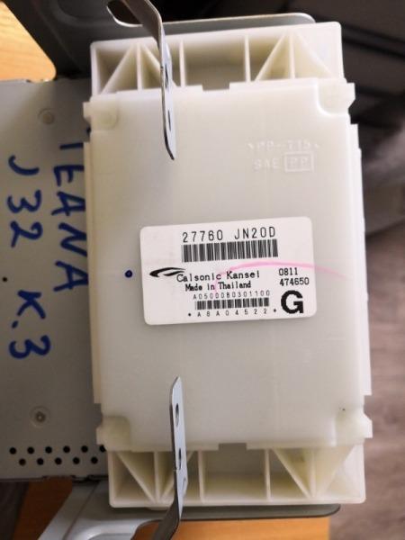 Блок управления климат-контролем Nissan Teana J32R (б/у)