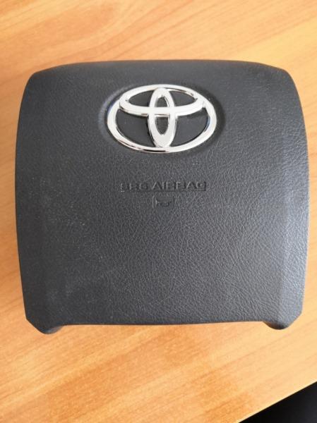Airbag водительский Toyota Voxy ZRR70 3ZR (б/у)