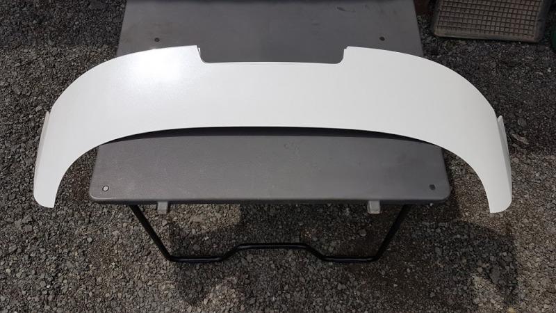 Спойлер Honda Vezel RU1 задний верхний (б/у)