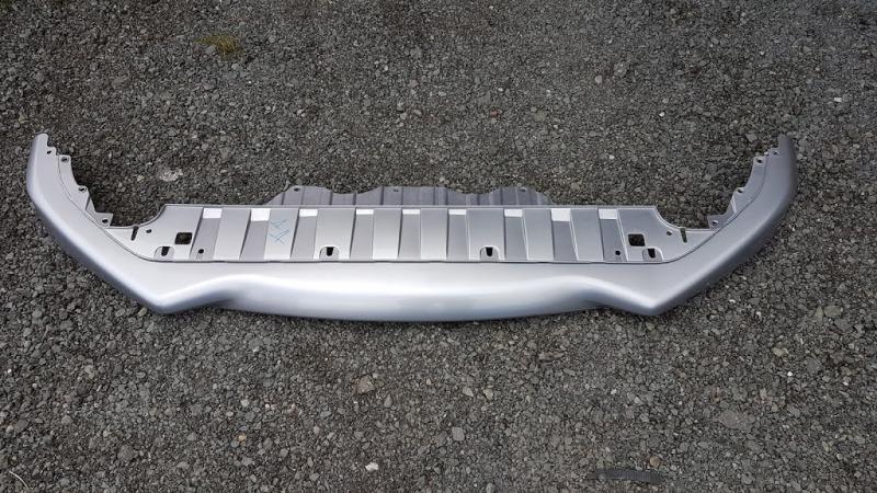 Губа Honda Vezel RU1 передняя нижняя (б/у)
