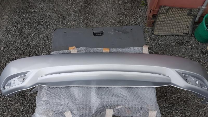 Губа Honda Vezel RU1 задняя нижняя (б/у)