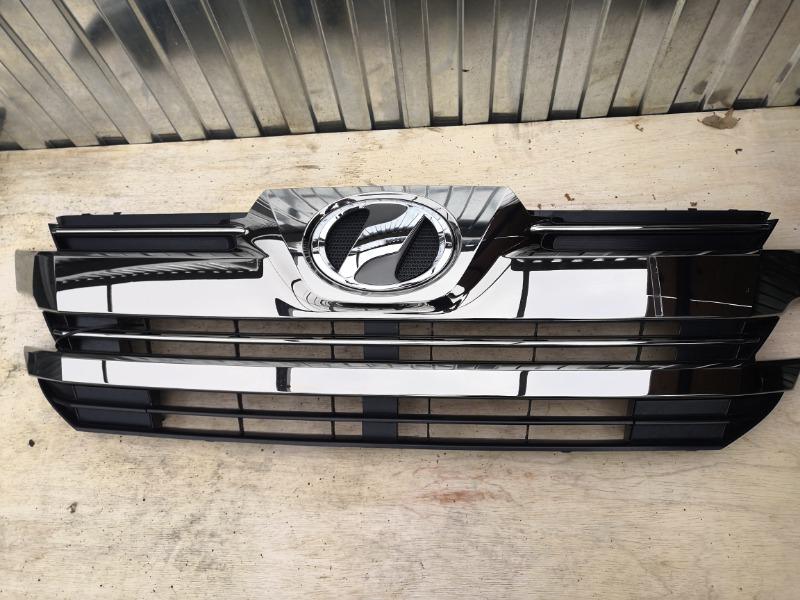 Решетка радиатора Toyota Vellfire AGH30 (б/у)