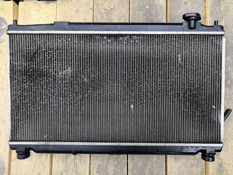 Радиатор основной Honda Fit Shuttle GP2 LDA (б/у)