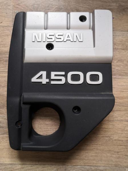 Декоративная крышка двигателя Nissan Safari WGY61 TB45E (б/у)