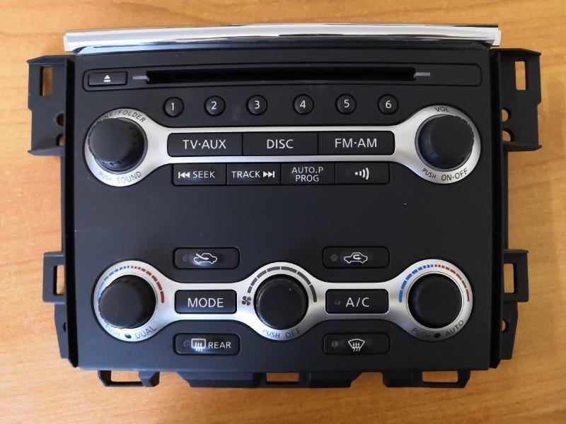 Магнитофон Nissan Teana J32 (б/у)