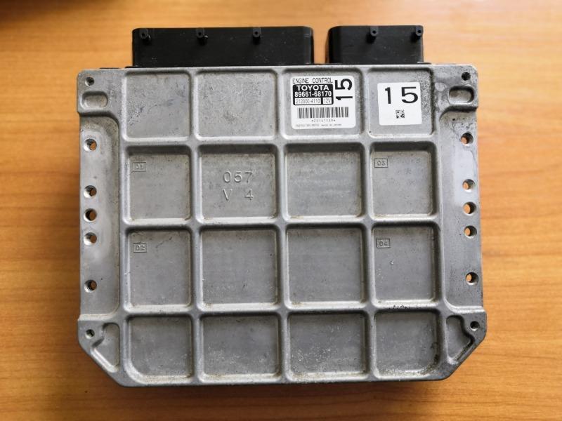 Блок efi Toyota Voxy ZRR70 3ZR (б/у)