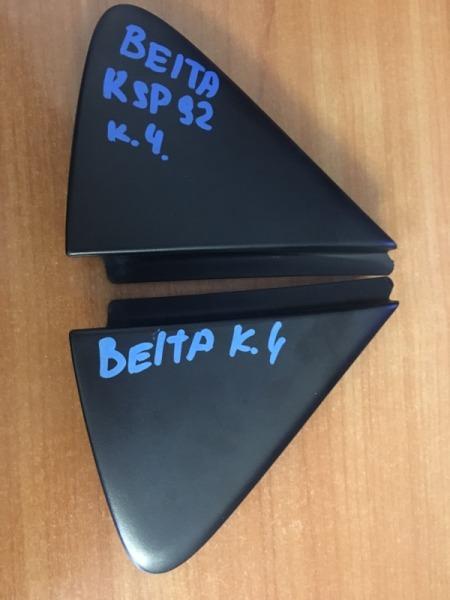 Уголок крыла Toyota Belta NCP96 1KR передний левый (б/у)