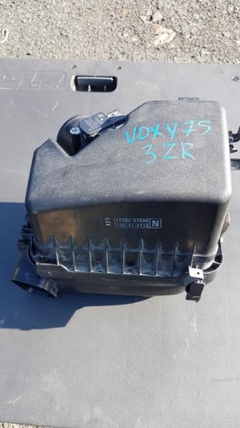 Корпус воздушного фильтра Toyota Voxy ZRR70 3ZR (б/у)