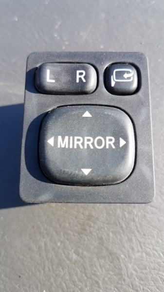 Блок управления зеркалами Toyota Voxy ZRR70 3ZR (б/у)