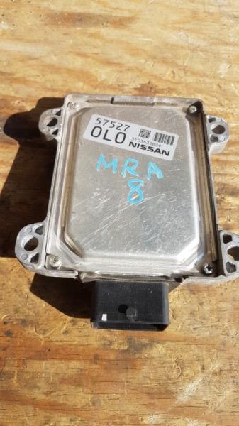 Блок управления акпп Nissan Sylphy B17 MRA8 (б/у)