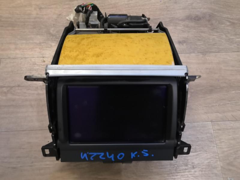 Монитор Toyota Soarer UZZ40 3UZ (б/у)