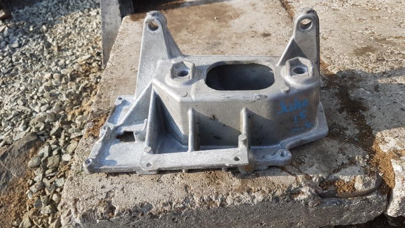 Подушка двигателя Nissan Juke F15 HR15 передняя левая (б/у)