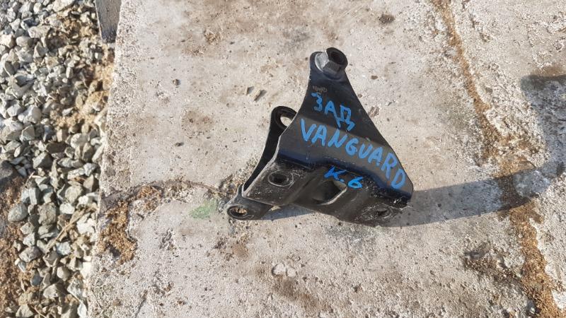 Крепление подушки двигателя Toyota Vanguard ACA33 2AZ заднее (б/у)