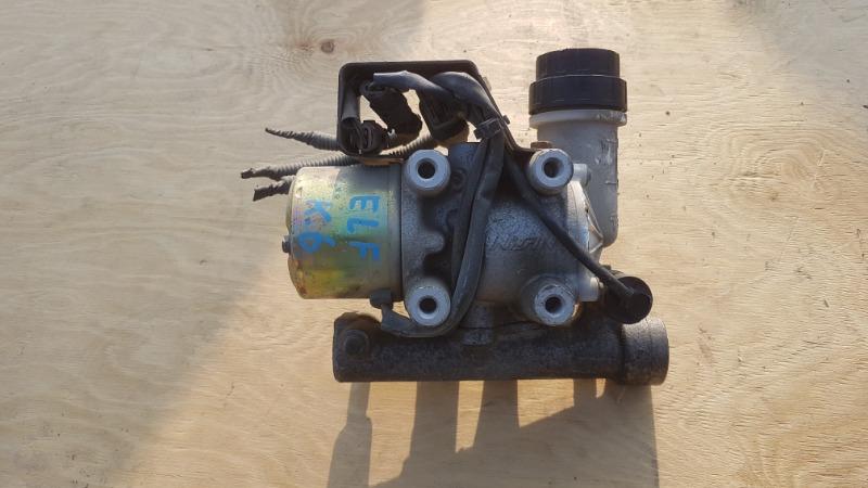 Главный цилиндр сцепления Isuzu Elf NKR81 4HL1 (б/у)