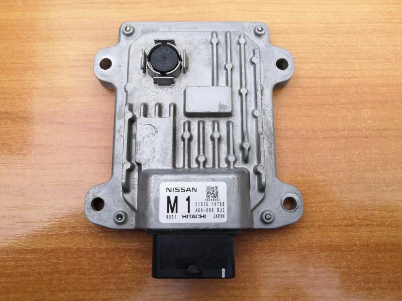 Блок переключения кпп Nissan Juke F15 HR15 (б/у)
