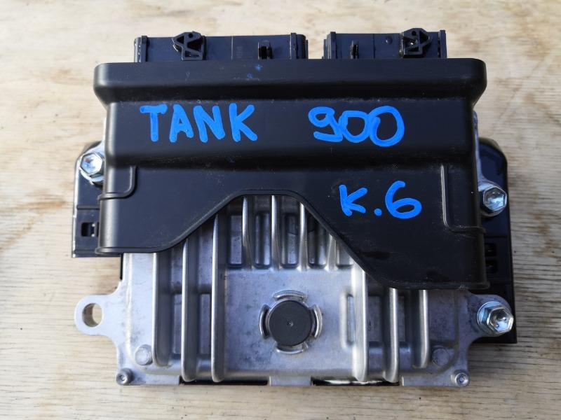 Блок efi Toyota Tank M900A 1KR (б/у)