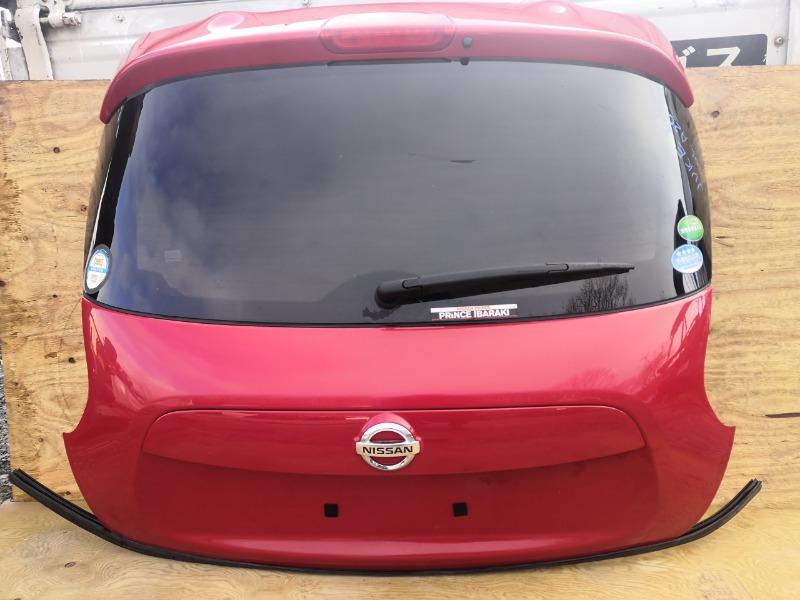 Дверь 5-я Nissan Juke F15 (б/у)