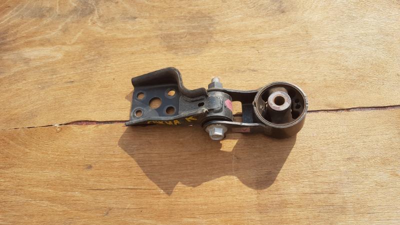 Подушка двигателя Toyota Aqua NHP10 1NZ задняя (б/у)