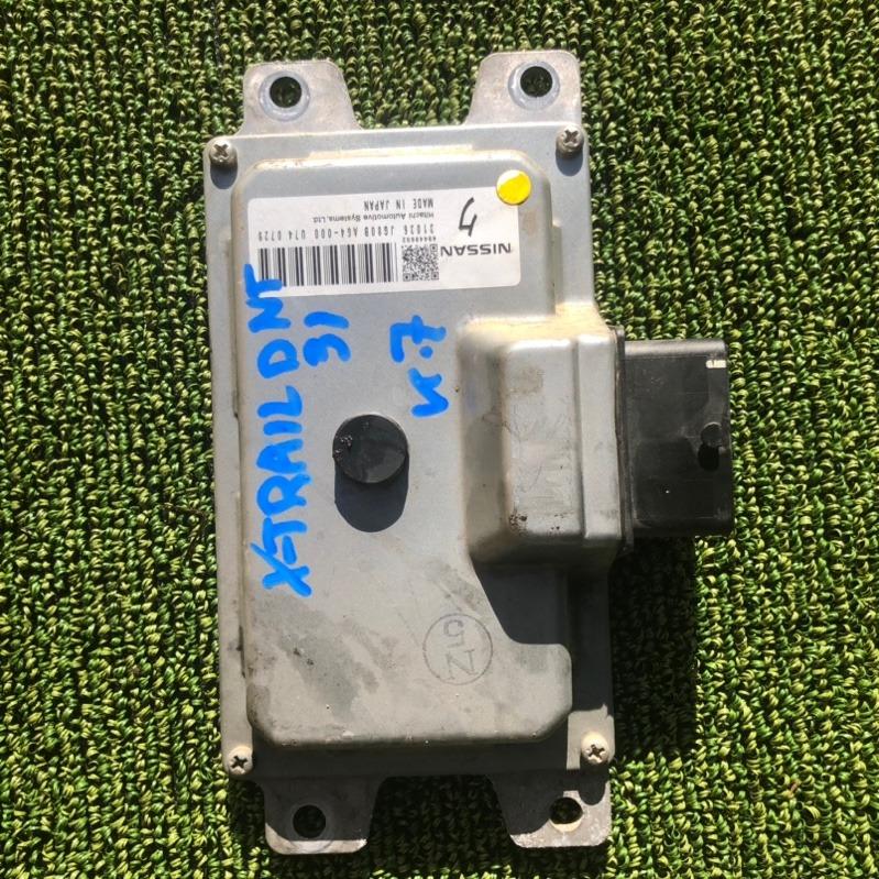 Блок переключения кпп Nissan X-Trail DNT31 M9R (б/у)
