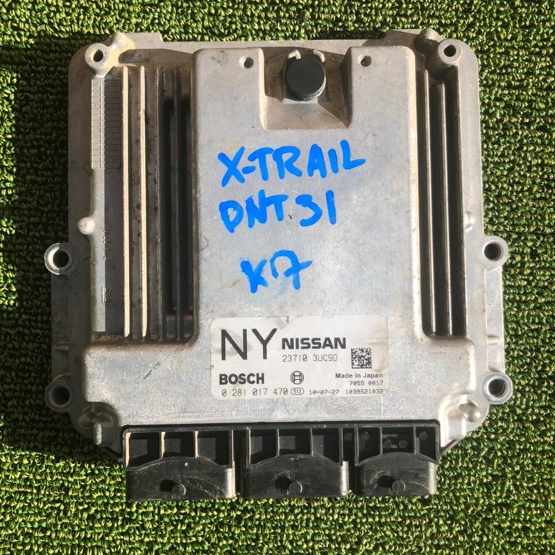 Блок управления efi Nissan X-Trail DNT31 M9R (б/у)
