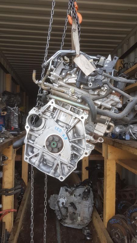 Двигатель Honda Fit GP5 LEB 2014 (б/у)