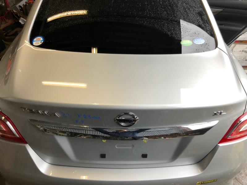 Крышка багажника Nissan Teana L33 QR25DE 2017 (б/у)