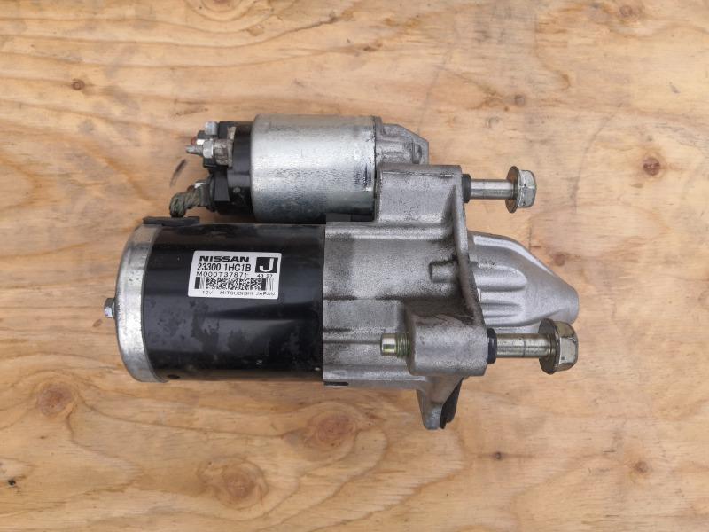 Стартер Nissan Note E12 HR12 (б/у)