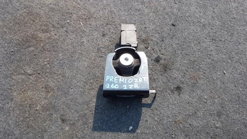 Подушка двигателя Toyota Premio NZT260 2ZR 2011 передняя (б/у)
