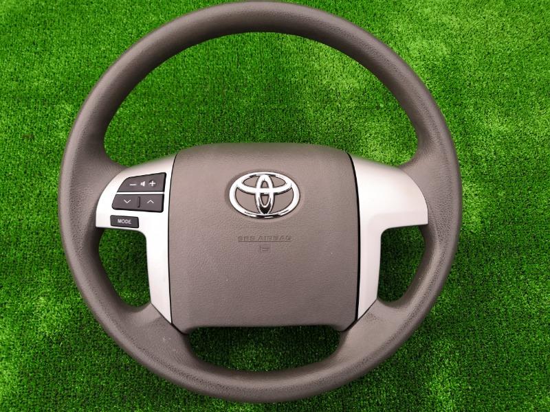 Руль Toyota Voxy ZRR70 3ZR (б/у)