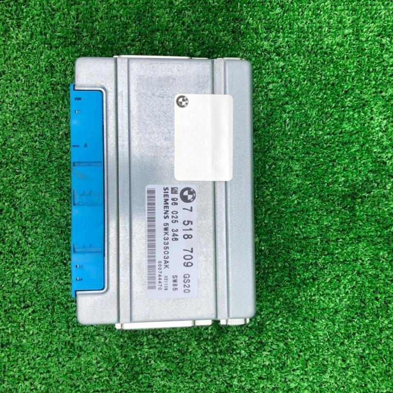 Блок переключения кпп Bmw X5 E53 (б/у)