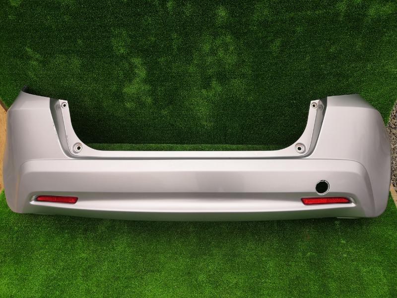 Бампер Honda Fit GE6 задний (б/у)