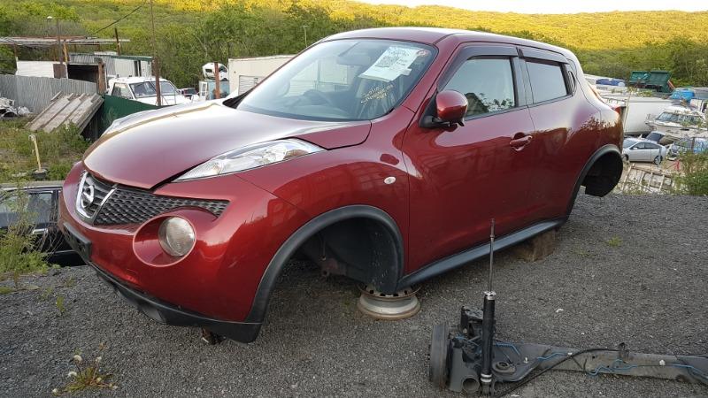 Кузов Nissan Juke F15 HR15 2011 (б/у)