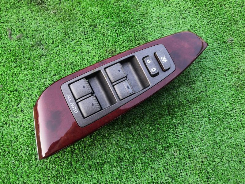 Блок управления стеклоподъемниками Lexus Ls460 USF40 передний правый (б/у)