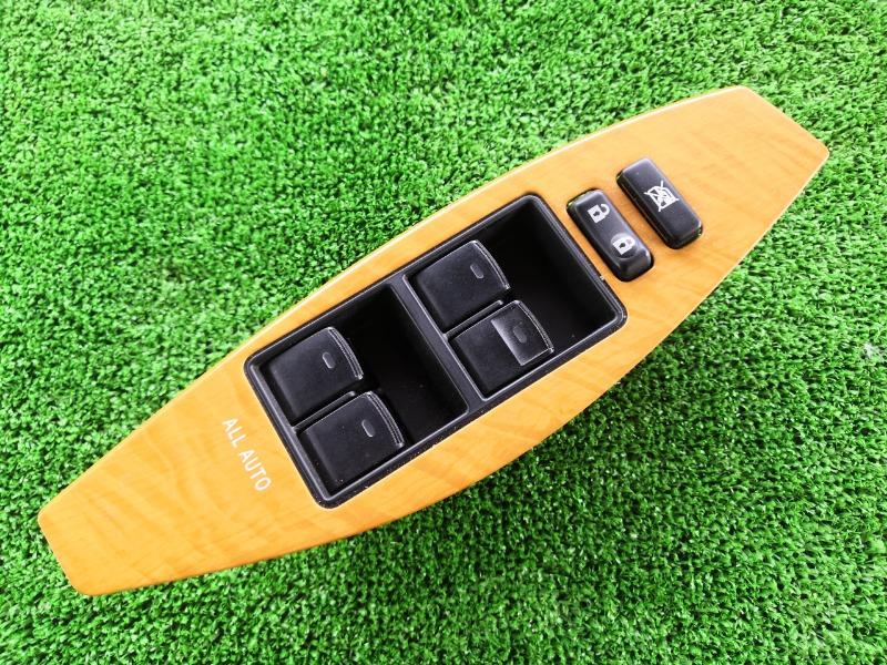 Блок управления стеклоподъемниками Toyota Premio NZT260 1NZFE передний правый (б/у)
