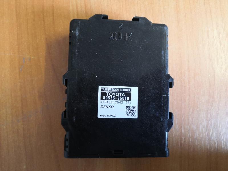 Блок переключения кпп Toyota Prius ZVW30 2ZR (б/у)