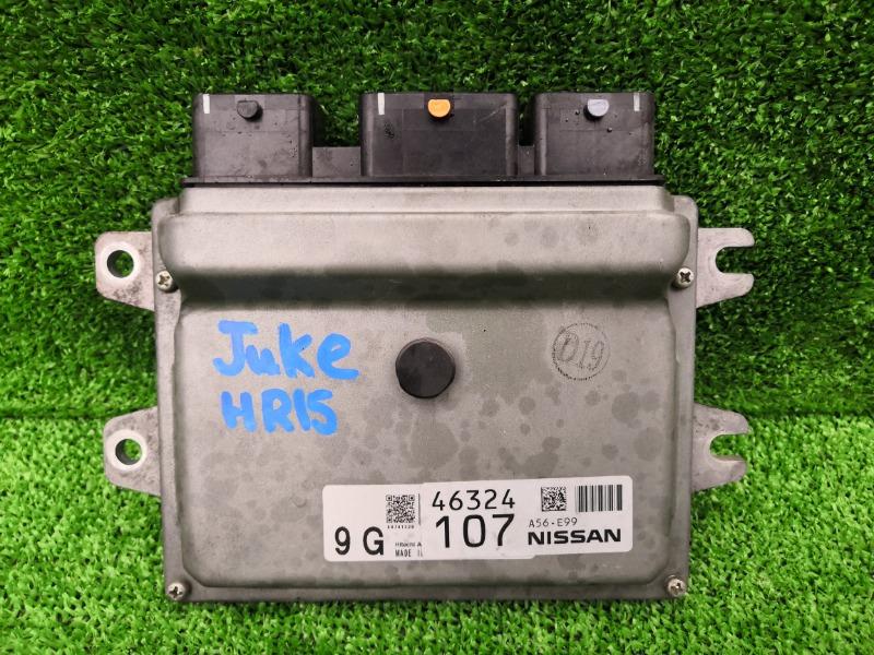 Блок efi Nissan Juke YF15 HR15 (б/у)