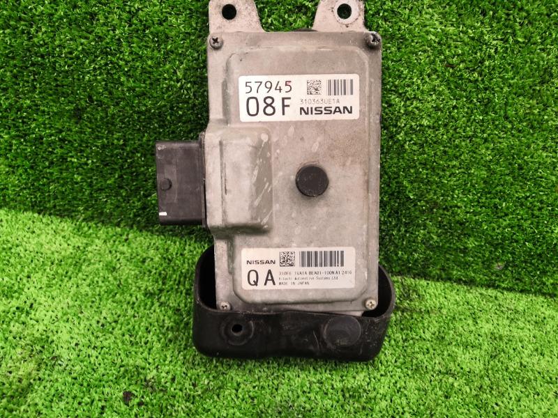 Блок переключения кпп Nissan X-Trail NT31 MR20 (б/у)