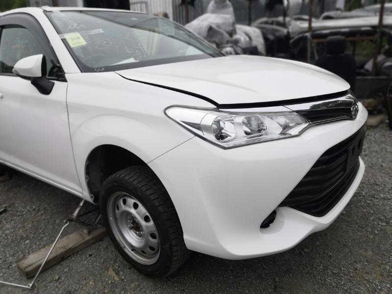 Коса под капот Toyota Corolla Fielder NZE164 1NZ-FE 2016 (б/у)