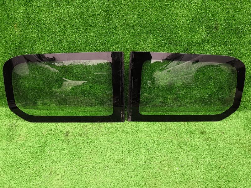 Форточка кузова Toyota Probox NSP160V 1NR-FE 09.2014 задняя левая (б/у)