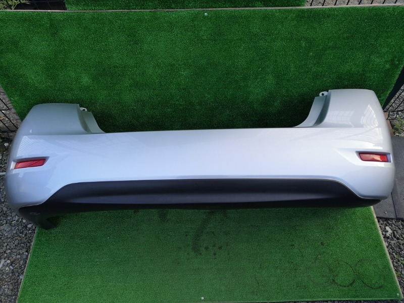 Бампер Nissan Sylphy TB17 MRA8 задний (б/у)