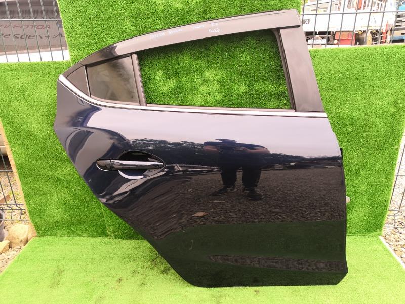 Дверь Mazda Axela BM2AS задняя правая (б/у)