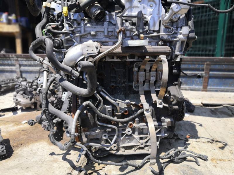 Двигатель Nissan X-Trail DNT31 M9R 2012 (б/у)