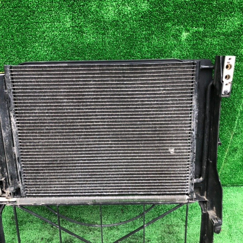 Радиатор кондиционера Bmw X5 E53 N62B44 (б/у)