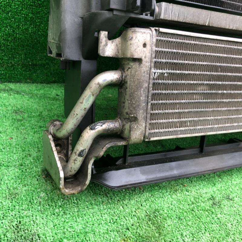 Радиатор охлаждения масла в двигателе Bmw X5 E53 N62B44 (б/у)